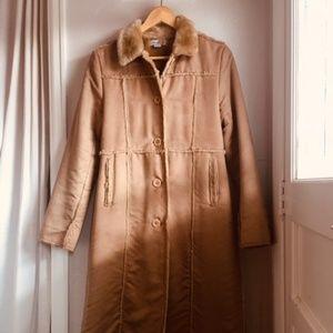 Jackets & Blazers - Faux fur cozy jacket